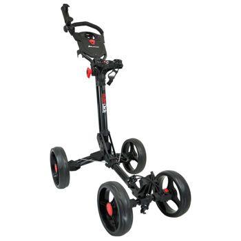 Orlimar® BullitClick Deluxe 4-Wheel Cart