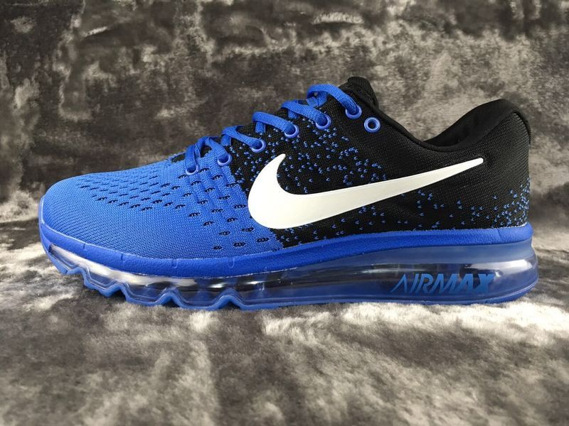 65c0764a0e4f ... denmark buy nike air max 2018 flyknit mens black royal blue 4de93 9466e