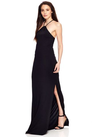 Ark&co black black maxi dress