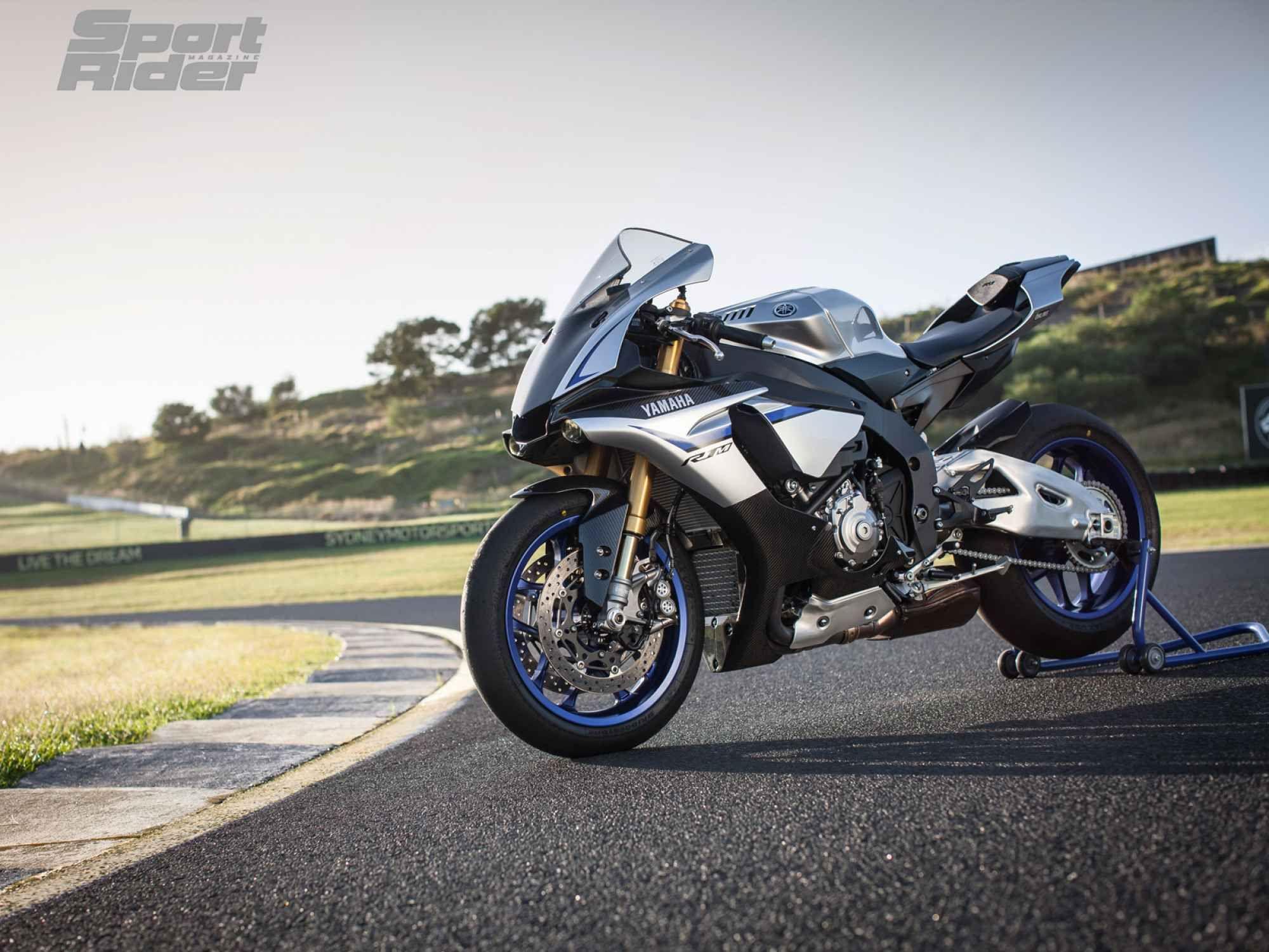 2015 Yamaha YZFR1M First Ride Review Yamaha bikes