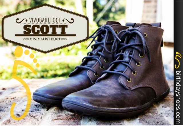 Vivo Barefoot Scott Minimalist Boot Review--Ready for Winter