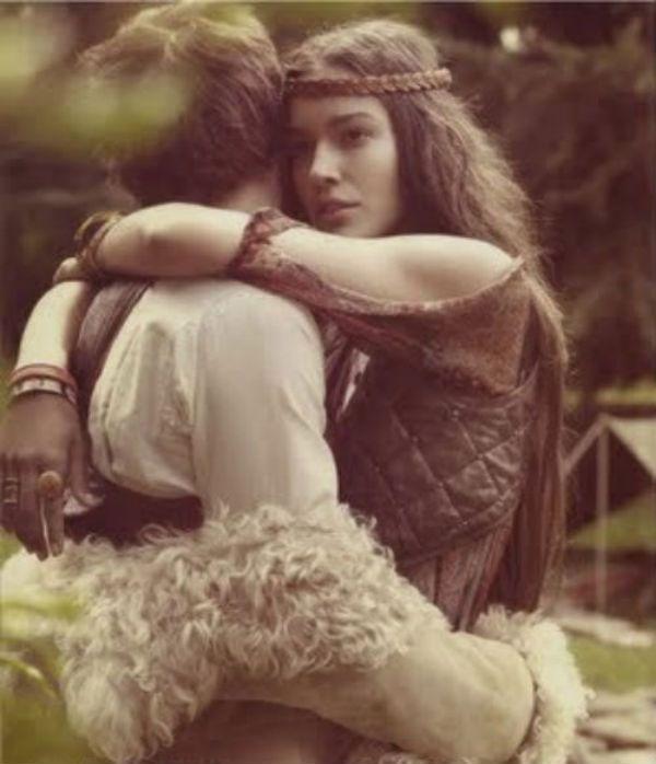 hippie couple | Tumblr