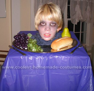 homemade halloween costumes Scary Halloween Costumes For Kids - scary homemade halloween costume ideas