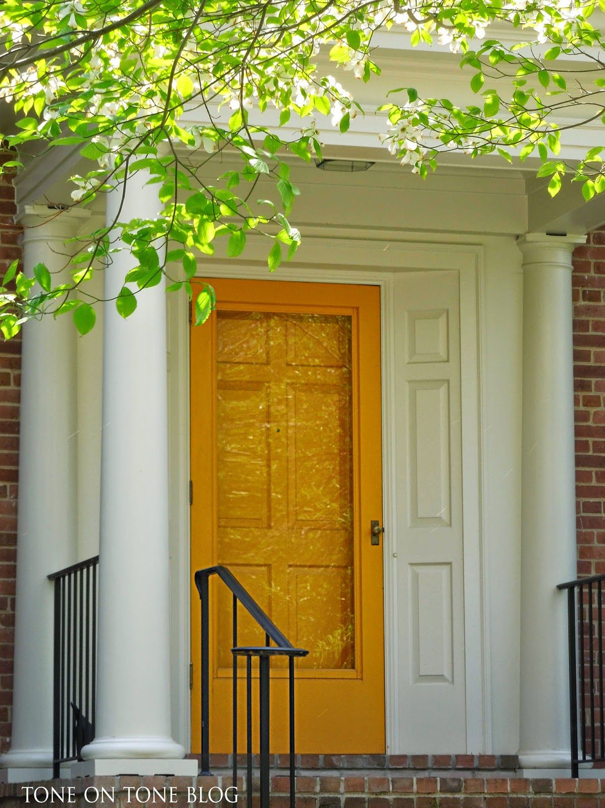 Tone on Tone: Storm Doors - Ideas and Inspirations. If you do not ...