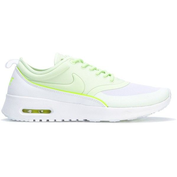 Nike  Air Max Thea Ultra  sneakers ( 135) ❤ liked on Polyvore featuring 1052ad6d0