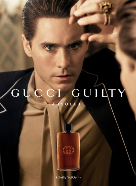 Gucci Guilty Absolute campaign (HQ photo) | Jared leto gucci guilty, Jared  leto, Fragrance ad