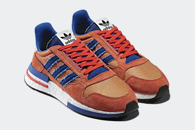 Sneakers Terbaru Adidas   Dragon Ball Z Editions - Dondom Merch ... ebf4631f4c