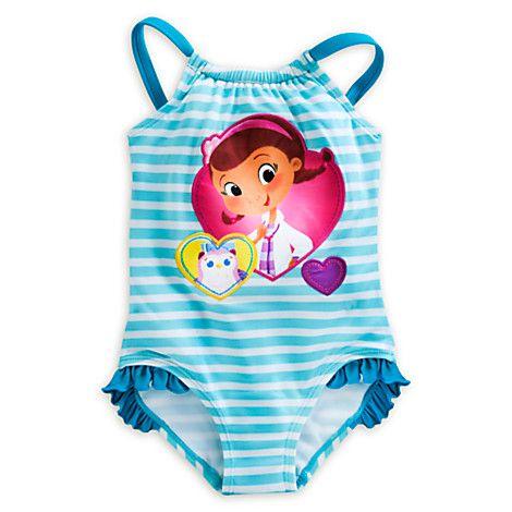 ec88656c2632b Doc McStuffins Swimsuit for Girls | Disney Store | Disney Clothes ...
