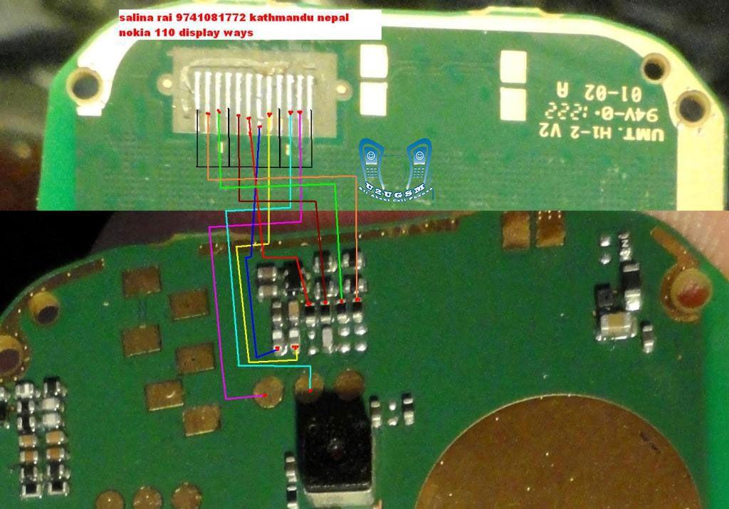 Nokia 114 Cell Phone Screen Repair Light Problem Solution Jumper Ways Cell Phone Screen Screen Repair Nokia