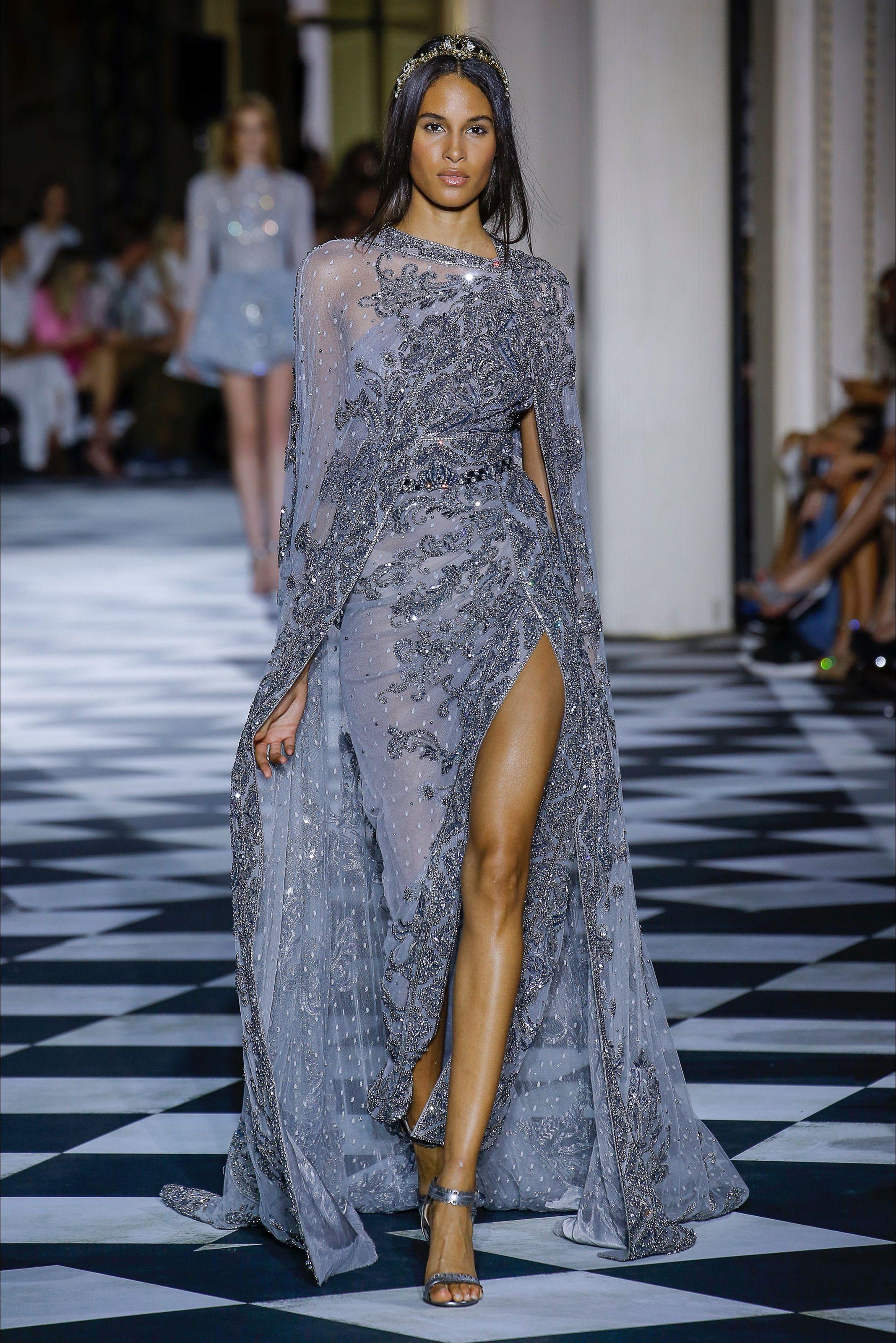 765339611f73 Zuhair Murad Parigi - Haute Couture Fall Winter 2018-19 - Shows - Vogue.it