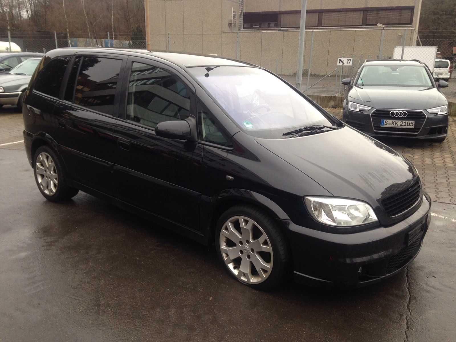 Ebay De Mobiles Gunstiger Opel Zafira A 2 0 16v Opc Turbo