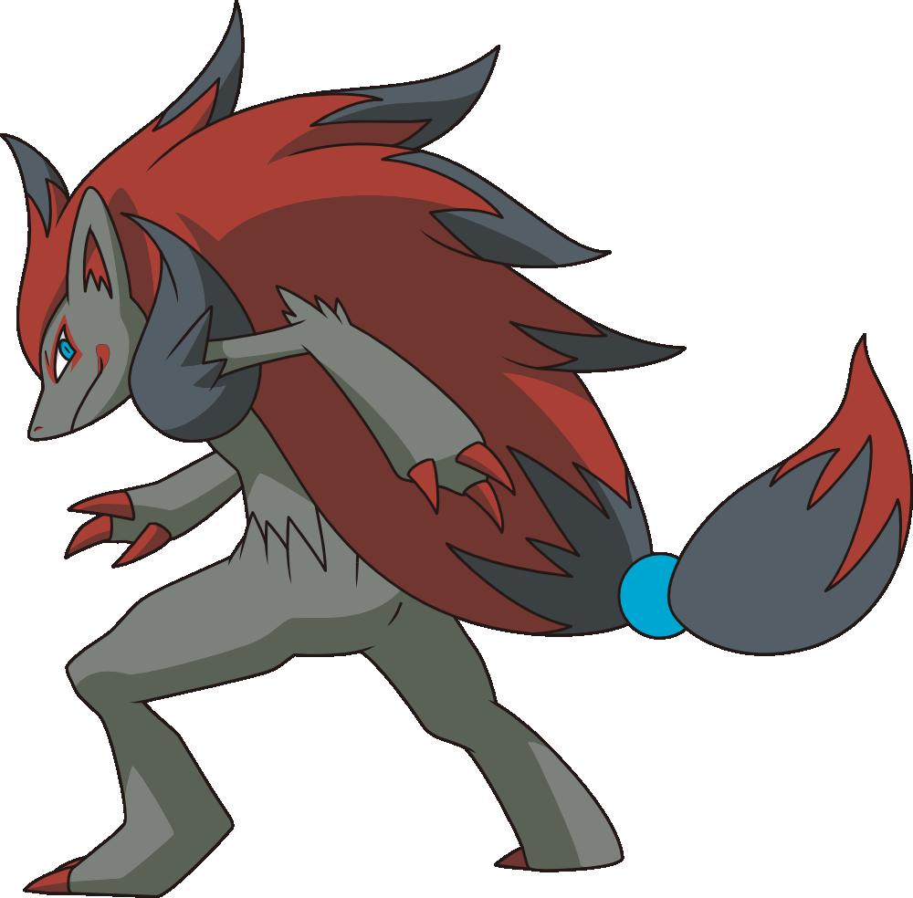 X ash lemon zoroark fanfiction pokemon Ash's transformation