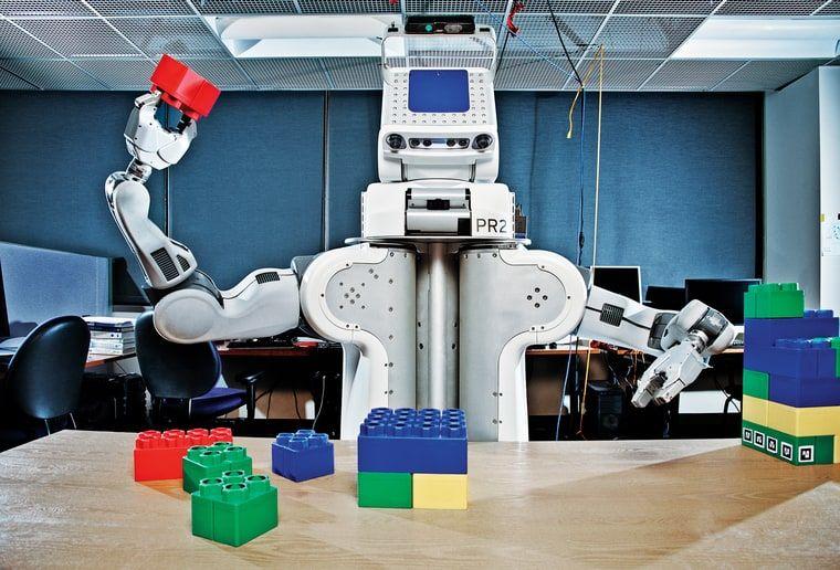 Brett; Berkeley; Artificial Intelligence