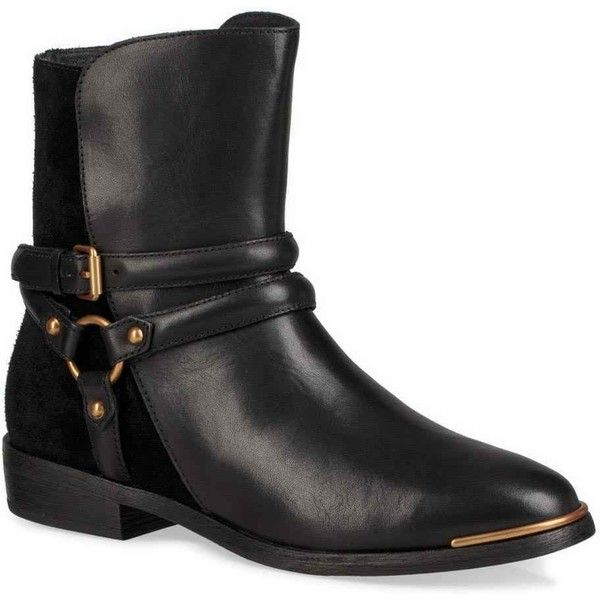 Ugg Women S Kelby Black Cowboy Boots 225 Liked On