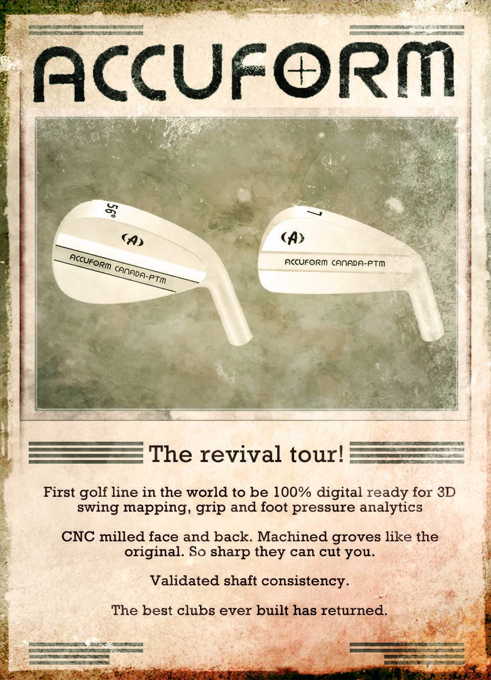 37+ Accuform golf clubs viral
