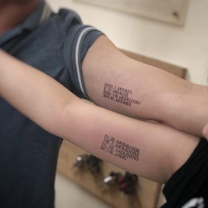 Tatuagem de casal: 80 opções lindas e cheias de amor