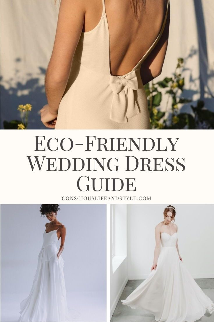 9 Best Ethical and Sustainable Wedding Dresses for Your Special Day