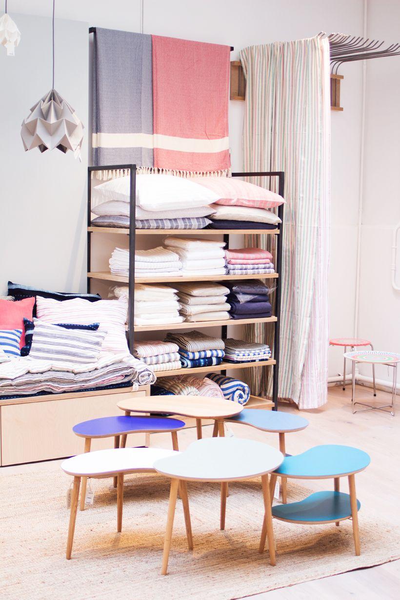 Rue Rodier La Trésorerie Paris store, Home decor, Furniture