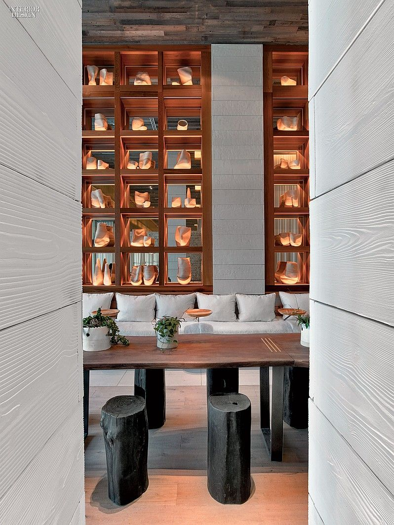 You re the one hotel s miami beach debut by meyer davis