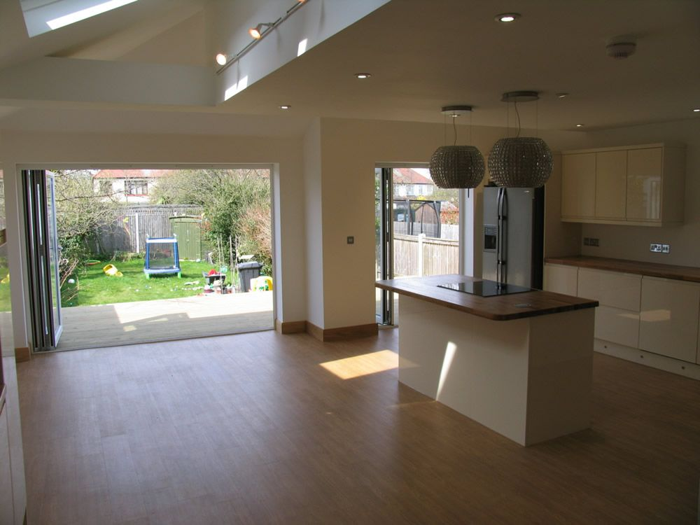 Lovely Kitchen Extensions With Bifold Doors   Google Search