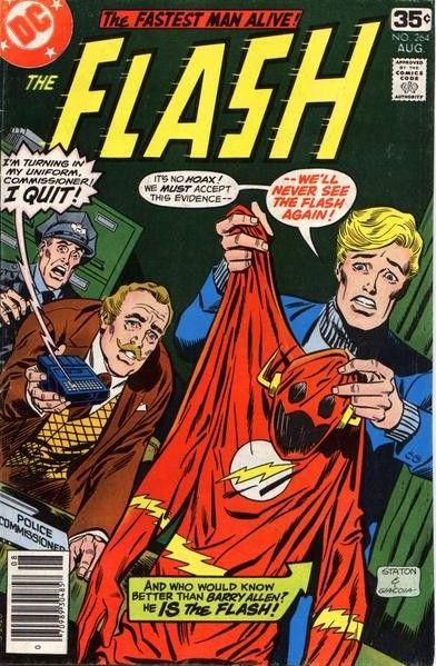 Joe Staton Comics Flash Comics Classic Comic Books