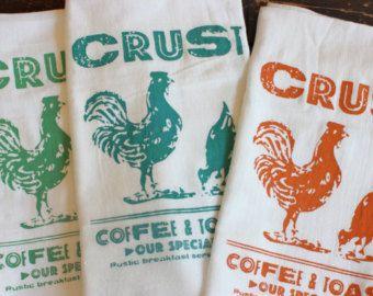 Amazing Popular Items For Kitchen Towel On Etsy. Flour Sack ...