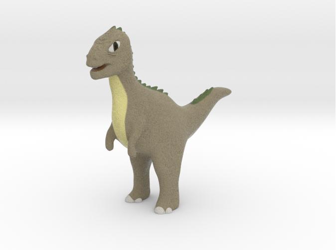 Yee Dinosaur By Nismogtrr32 On Shapeways Dinosaur Dinosaur Stuffed Animal Animals
