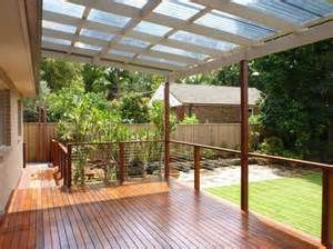 Decks The Attractive Ideas For Home Exterior Design Large