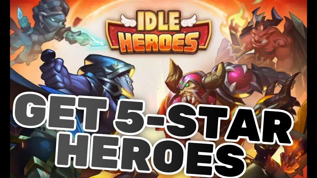 Guide] Idle Heroes Hack - Unlimited Gems, Spirit, Heroic
