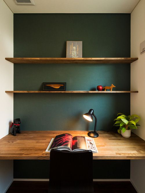 落ち着く壁紙 住宅リフォーム 小さい部屋のデザイン 内装