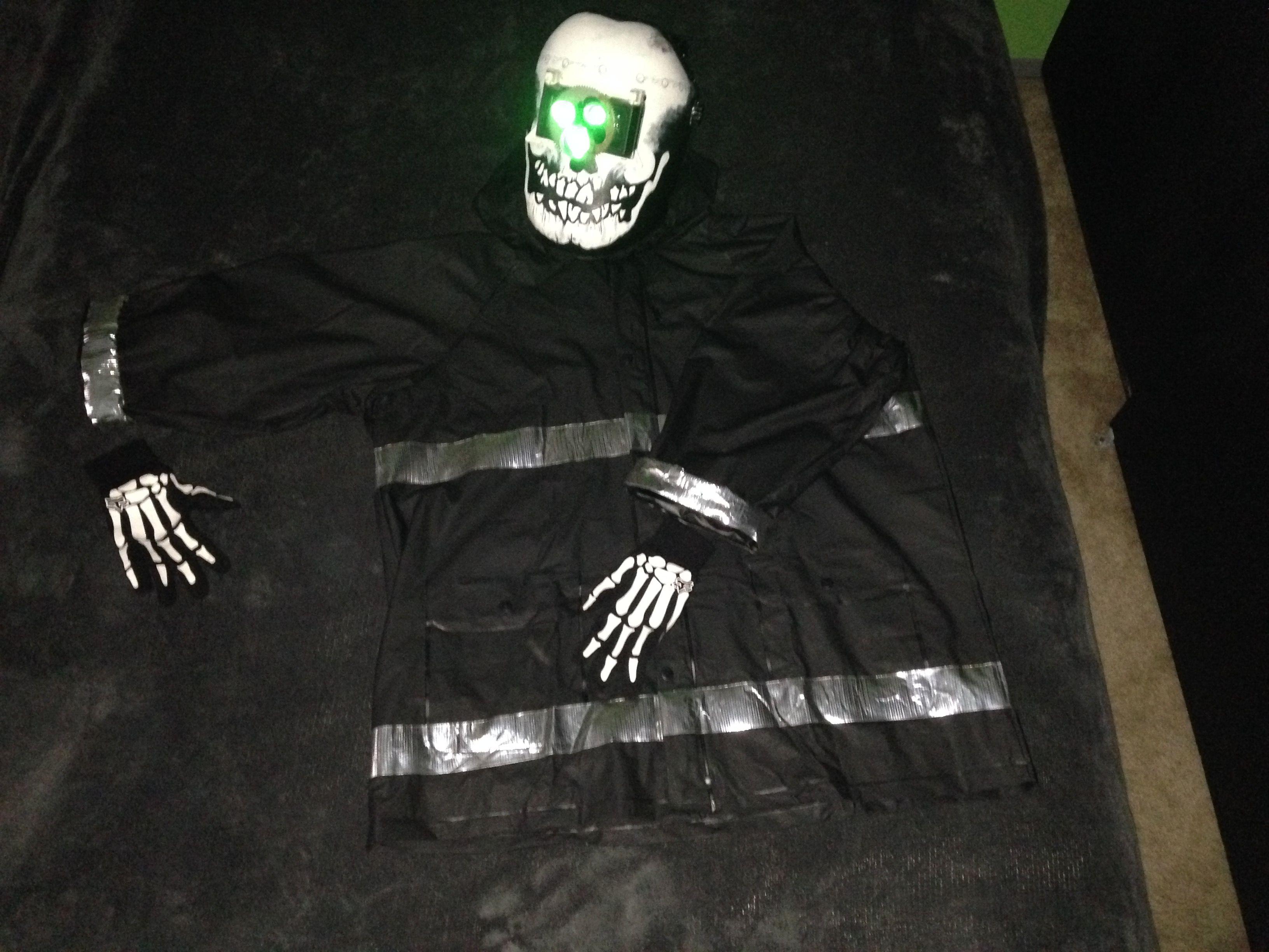 Wybie Mask And Rain Coat Coraline And Wybie Skull Mask Cosplay