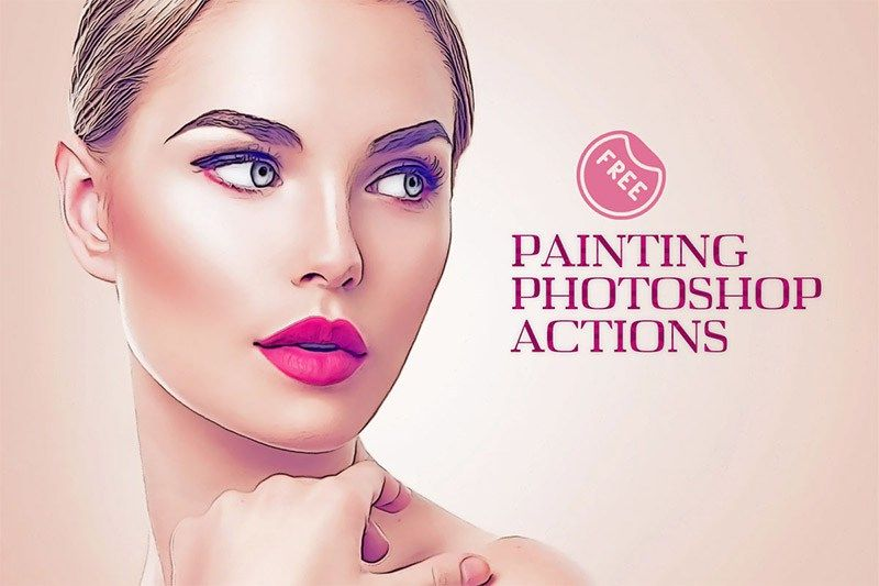 50 Best Free Photoshop Actions To Enhance Your Photography