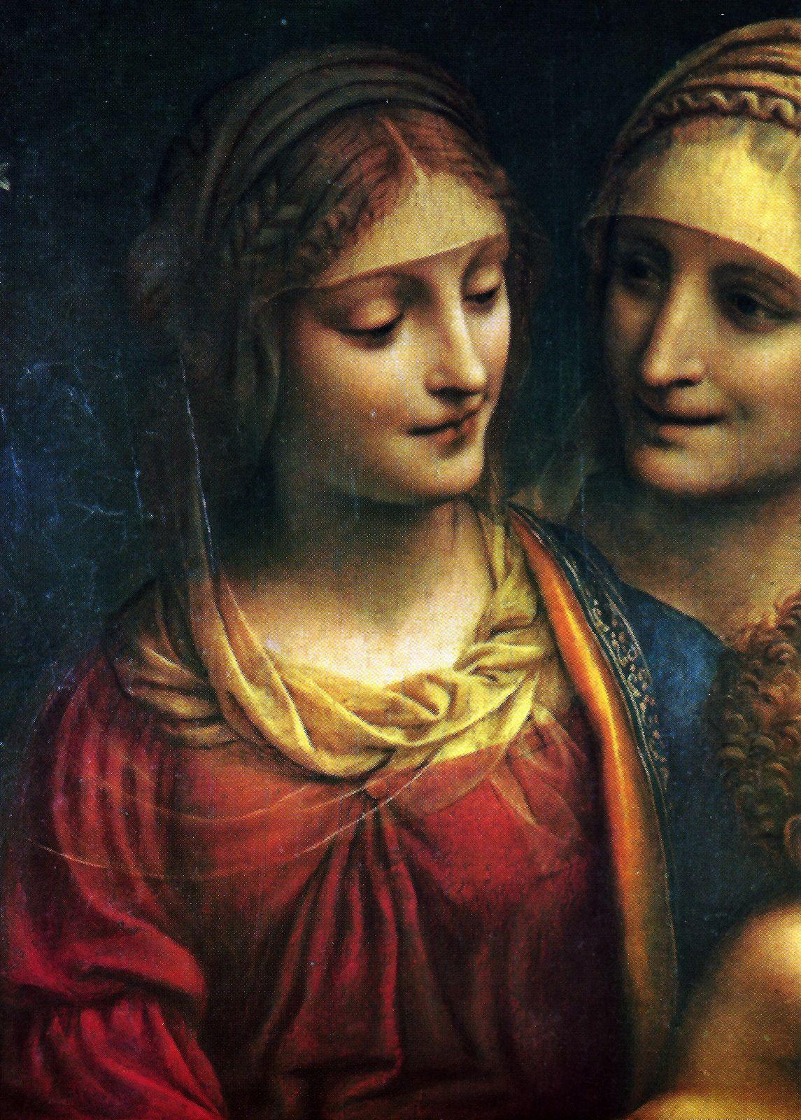 Renaissance Leonardo Da Vinci Famous Paintings