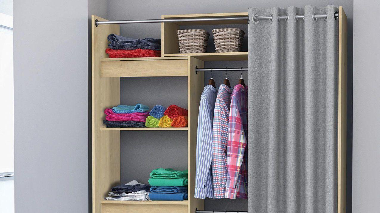 Luxus Schrank Vorhang Kleiderschrank Mit Vorhang Schrank Design