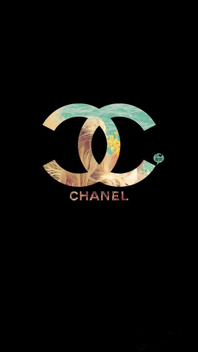 Chanel Logo Iphone Wallpaper And Background Free Download