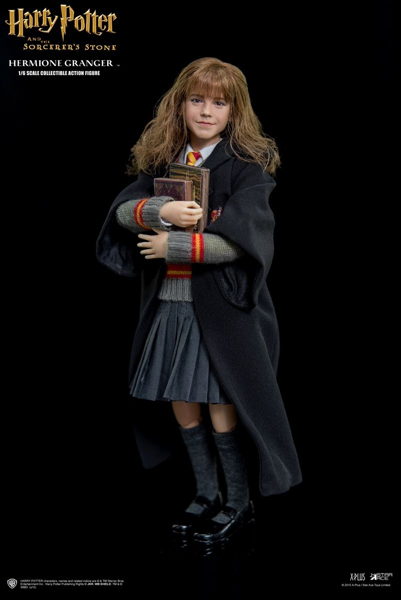 30a7af83ce 1/6 scale Figure doll Harry Potter and the Philosopher's Stone Hermione  Granger.12
