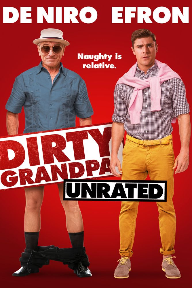 Download Dirty Grandpa (Unrated) as HD Movie on iTunes | Movies I