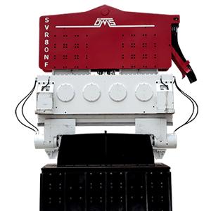 SVR 80 NF / Crane Suspended Vibro Hammer / Vinçe Asılı Vibro Çakıcı