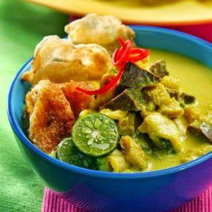Resep Soto Babat Santan Resep Masakan Malay Food Indonesian