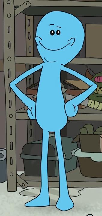 Mr Meeseeks Rick And Morty Wiki Fandom Rick And Morty Characters Rick And Morty Drawing Rick And Morty