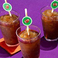 Rum & Coke Slushies - Rachael Ray (http://www.rachaelraymag.com/recipe/rum-coke-slushies/)