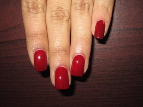 How To Paint Your Nails Perfectly Step By Step And Easy To Follow