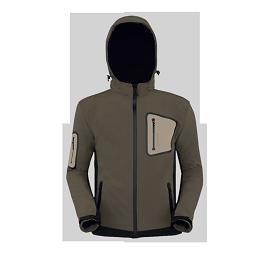 Men softshell jacket  ADAIR - beige