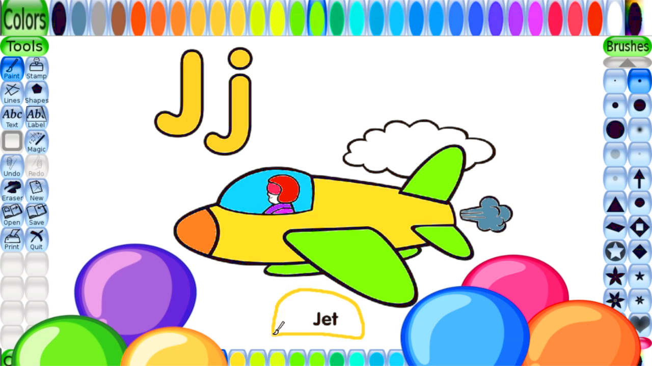 Airplane Coloring Pages For Kids Alphabet Coloring As An Alphabet Letter J Coloring For Kid Alphabet Coloring Pages Alphabet For Kids Airplane Coloring Pages