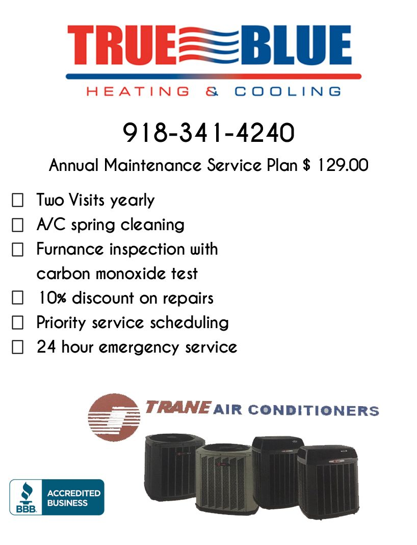 Looking For Hvac Service In Tulsa Ture Blue Is The Leading Best