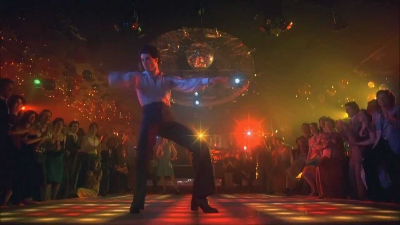 Bee Gees - You should be dancing (videoclip) SONIDO MAZIVO IQUIQUE