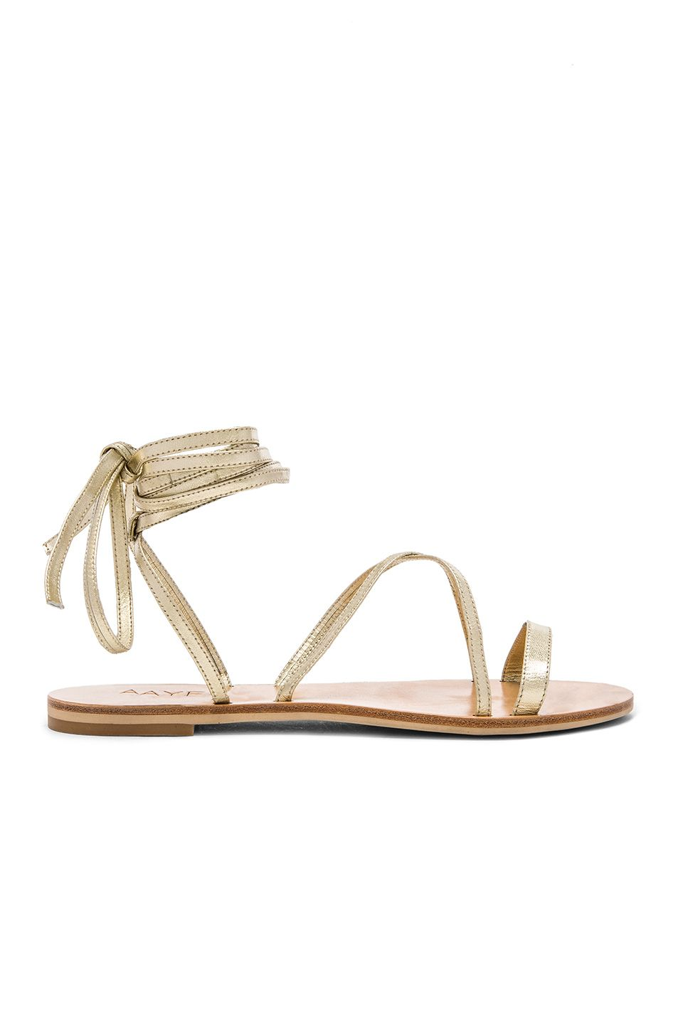 6ac3b978a517 Really liking this brand right now...super cute shoes!! RAYE Sadie  Gladiator Sandal in Gold