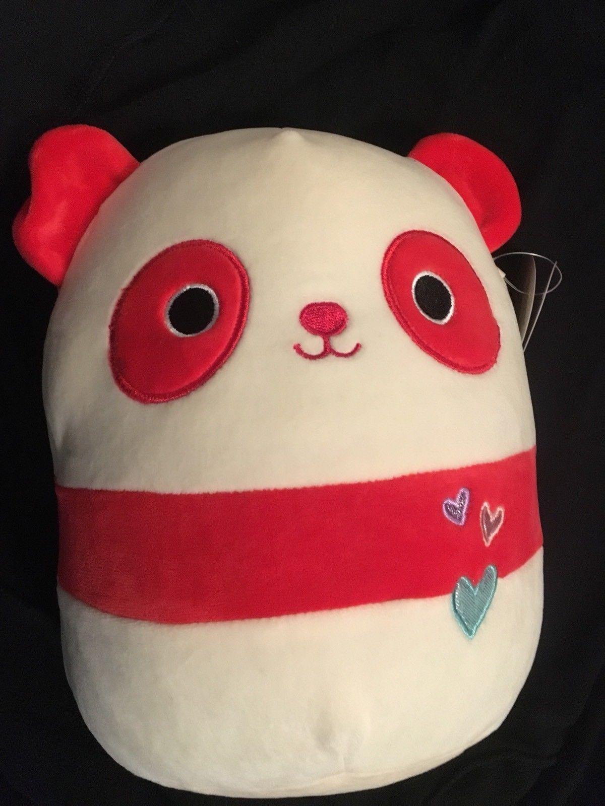 Squishmallows Penelope The Red Panda 8 Limited Edition Super Soft Plush Red Panda Soft Plush Kawaii Plush