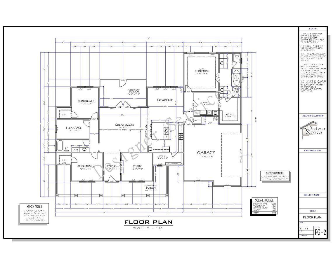 The Ellermont Custom Craftsman House Plan