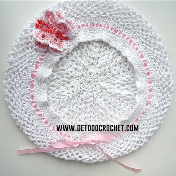 Todo crochet | gorros y boinas | Pinterest | Como tejer, Puntadas y ...